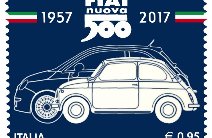 The Fiat 500 is having quite a 60th birthday party