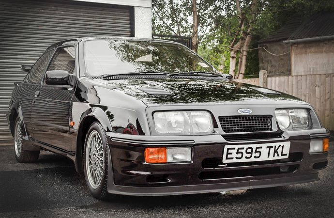 Low-mileage future classics on Silverstone sales docket