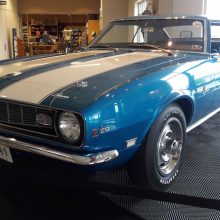 Cousins: Camaros, Firebirds seize spotlight at AACA museum