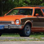 3. 1974 Ford Pinto Squire Wagon