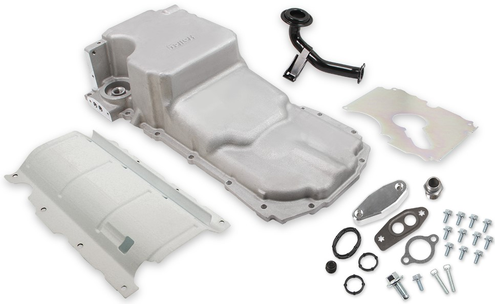 Holley Oil Pan