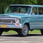 8. 1968 Jeep Wagoneer Custom Special