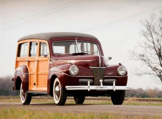 1941 Ford Super Deluxe Woody