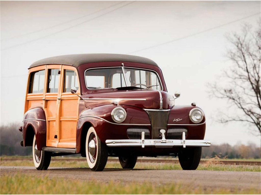 1941 Ford Woody Wagon