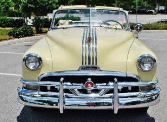1951 Pontiac Chieftain (and trailer)