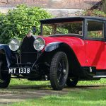 Bugatti Type 44 Saloon