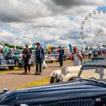 Car Clubs out in force at the Silverstone Classic