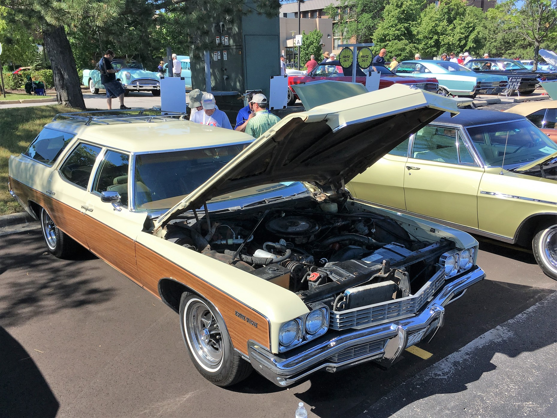 stage sale to gs auction heads buick daily built hemmings old show buicks car for blog