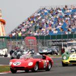 Ferrari v Lister in the Stirling Moss Trophy (1)