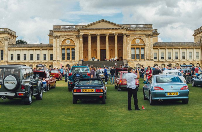 Sun shines at Hagerty's Festival of the Unexceptional