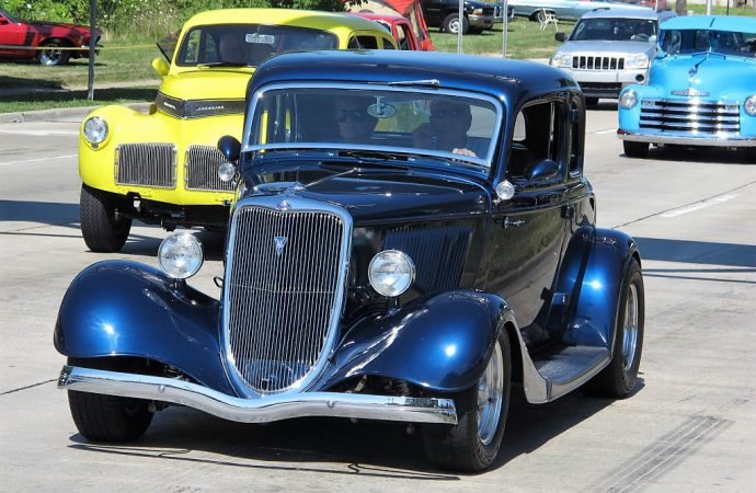 Ford becomes new sponsor for Woodward Dream Cruise