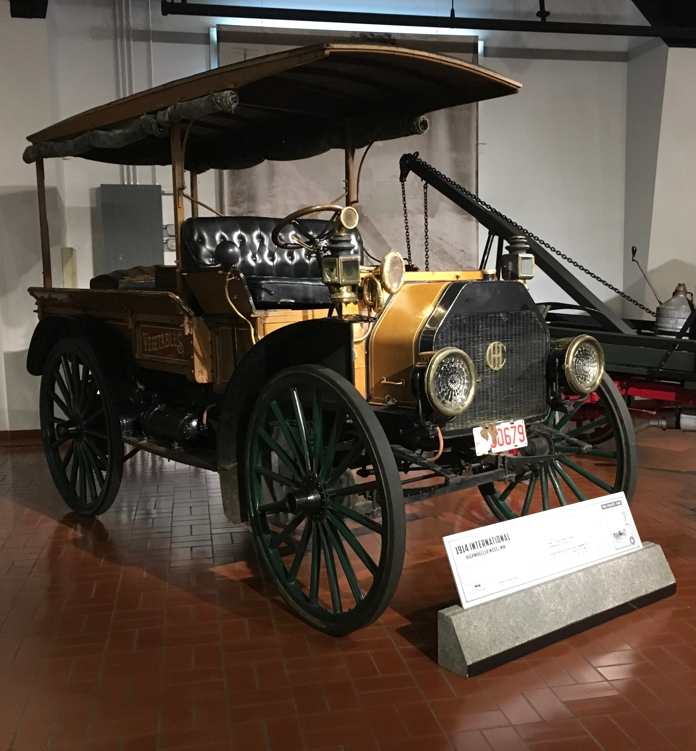 Gilmore Museum 'delivers' With Vintage Truck Exhibit