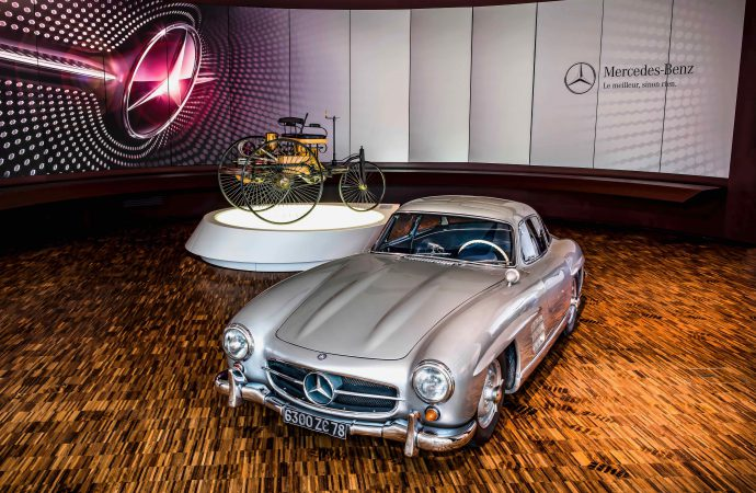 Artcurial to stage Mercedes-only auction in Paris