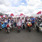 World GP Bike Legends at the Silverstone Classic