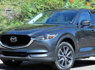 Driven: 2017 Mazda CX-5 Grand Touring