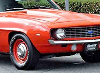 1969 Chevrolet Camaro COPO clone