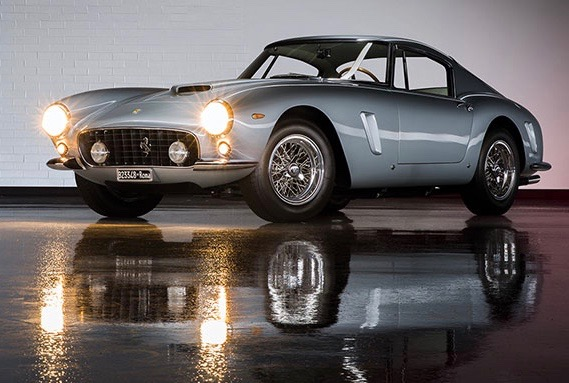 Ferrari collection headed to RM Sotheby's Monterey auction