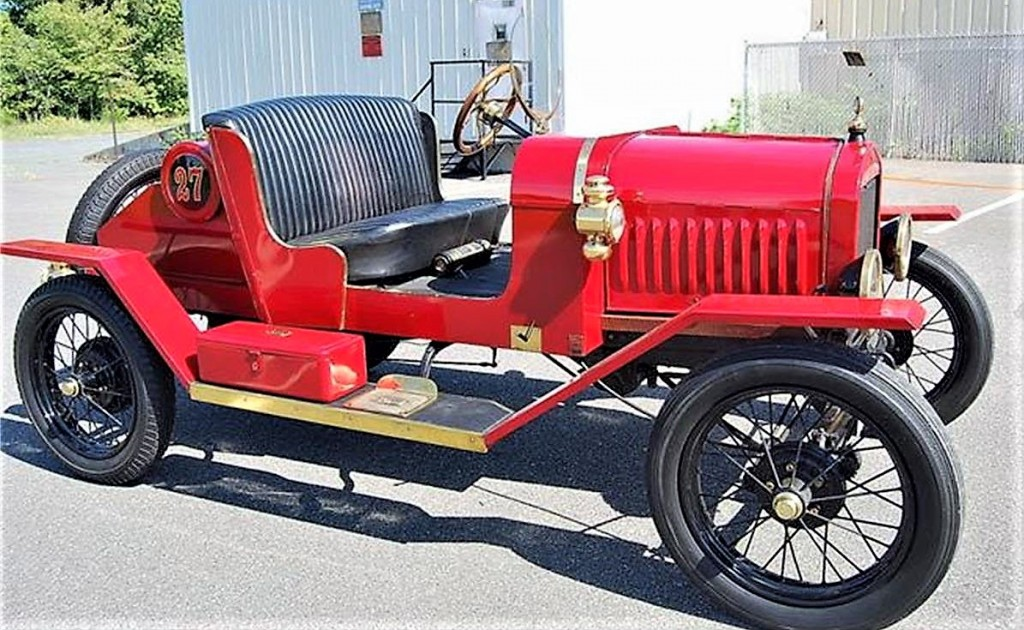 1927 Ford Model T Speedster - ClassicCars.com Journal