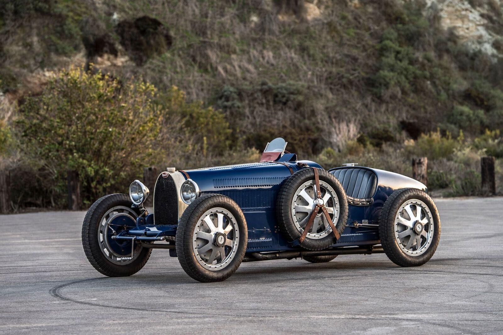 Bugatti Type 35B: The 1920s Hypercar - ClassicCars.com Journal