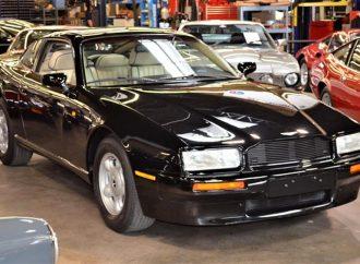 1992 Aston Martin Virage coupe