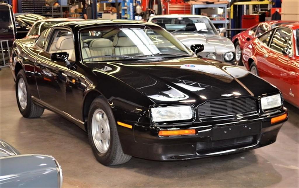 Aston Martin Virage Coupe ClassicCarscom Journal - Aston martin virage coupe