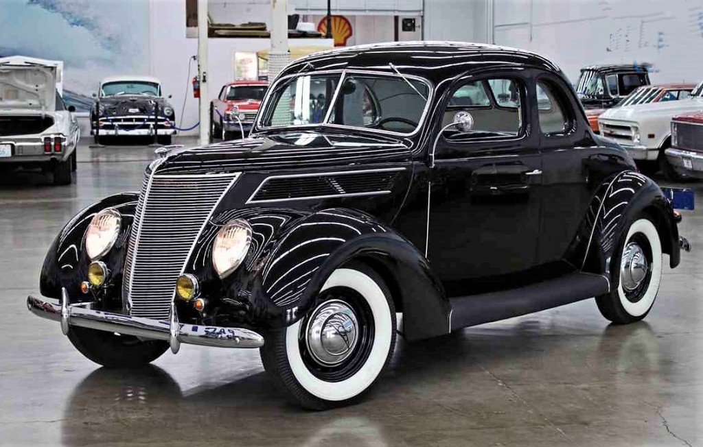 1937 Ford street rod coupe - ClassicCars.com Journal