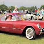 1954 Chevrolet GM Motorama Corvette Corvair,