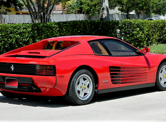 Ferrari loses rights to Testarossa name in Germany