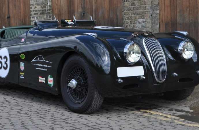 Race-proven cars headline Coys' auction near Goodwood