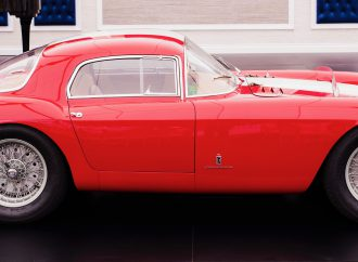 Best of show? 1954 Maserati acclaimed best of the best