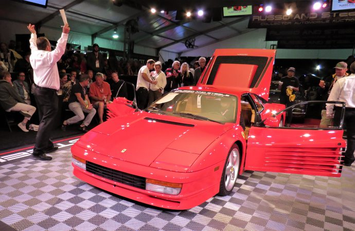 Monterey auctions post $317 million in total sales