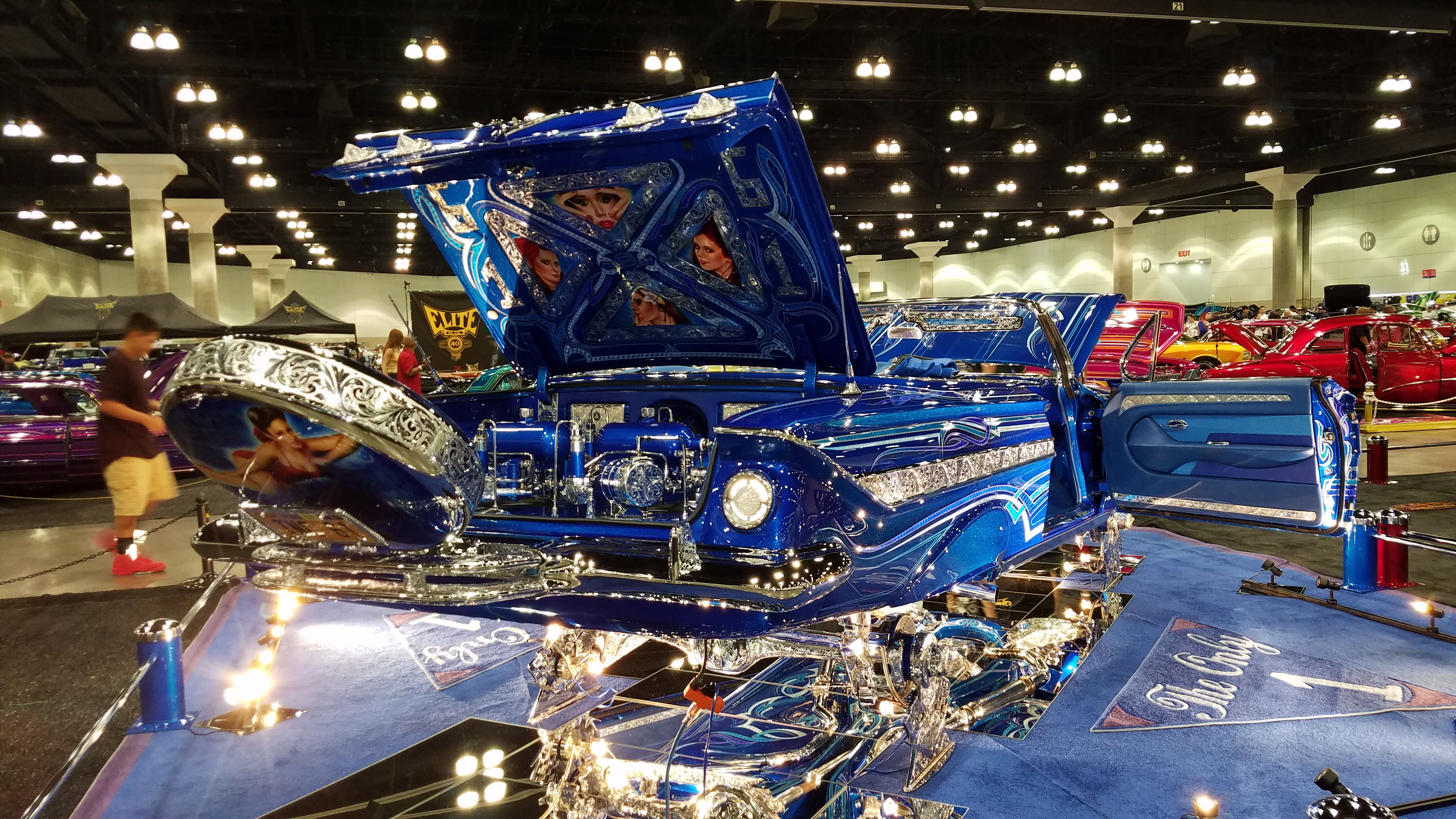 Petersen, ClassicCars.com to showcase lowriders at Monterey ...
