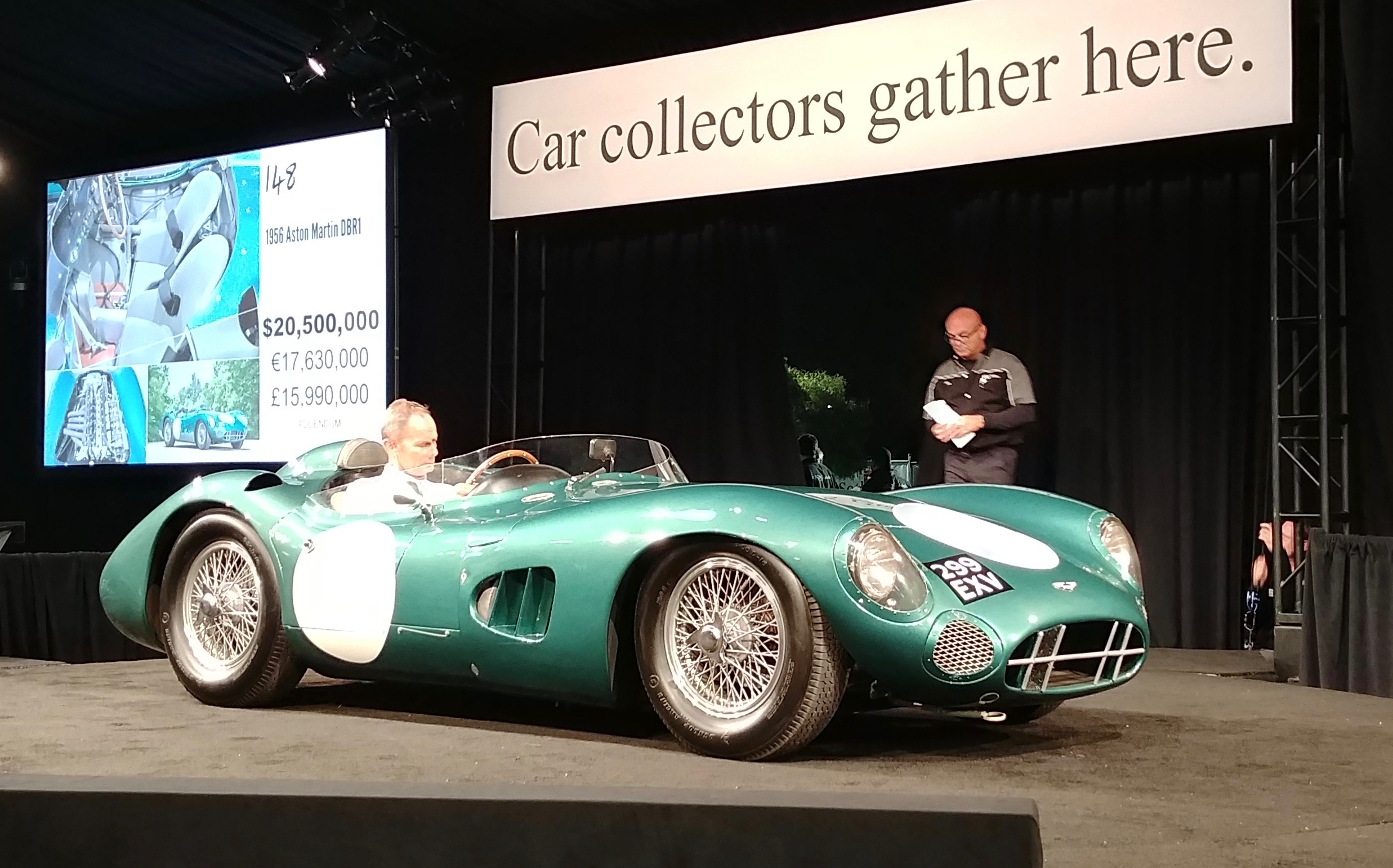 Sports Cars From S And S Top Another Big Monterey Auction - Big sports cars