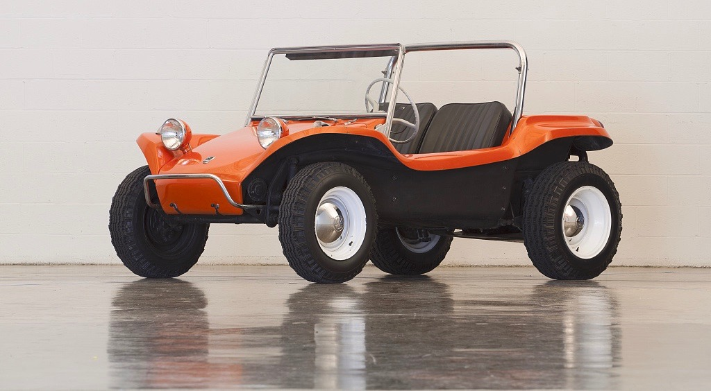 The original Meyers Manx dune buggy