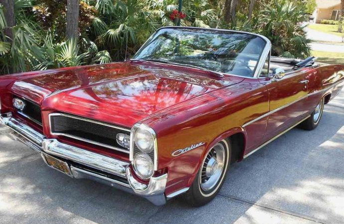 Pick of the Day: 1964 Pontiac Catalina convertible
