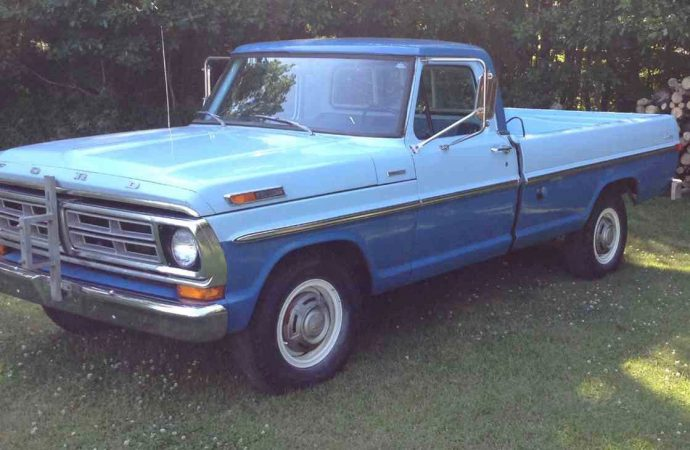 1972 Ford F250 Cars Trucks By Owner Vehicle Autos Post