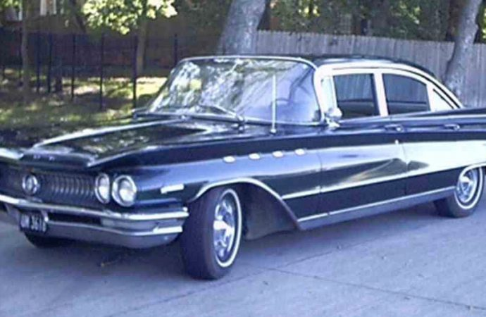 Pick of the Day: 1960 Buick Electra