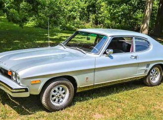 Pick of the Day: 1974 Mercury Capri