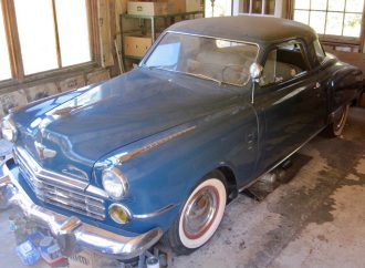 Pick of the Day: 1949 Studebaker Starlight