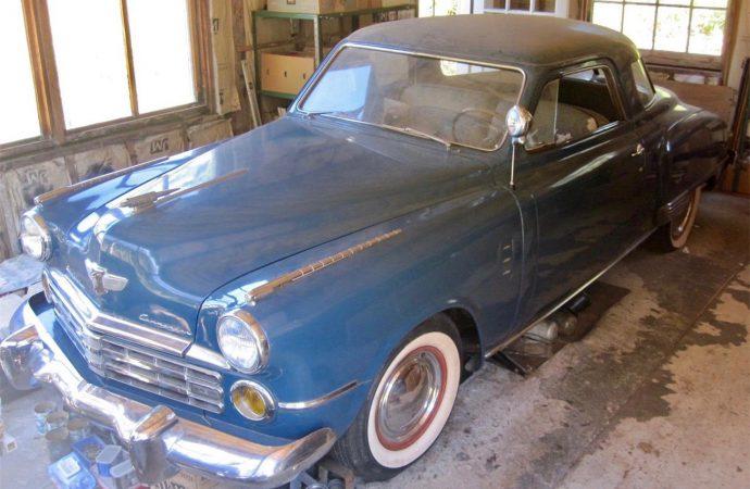 Pick of the Day: 1949 Studebaker Starlight