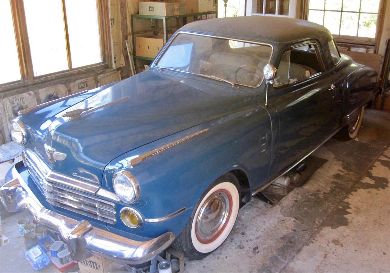 Pick of the Day: 1949 Studebaker Starlight - ClassicCars.com Journal