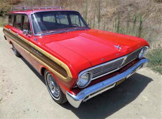 Pick of the day: 1965 Ford Falcon Squire