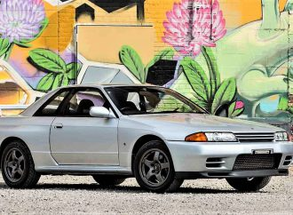 Pick of the Day: 1991 Nissan Skyline GT-R
