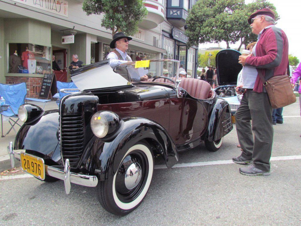 1940 American Bantam at Little Car Show | Larry Edsall