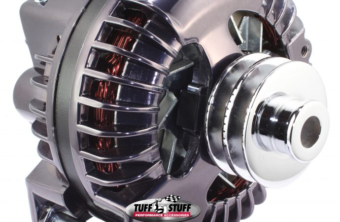 Tuff Stuff introduces 130-amp Chrysler alternators