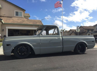 Chevy C10 suspension salvation – Two brothers show us how
