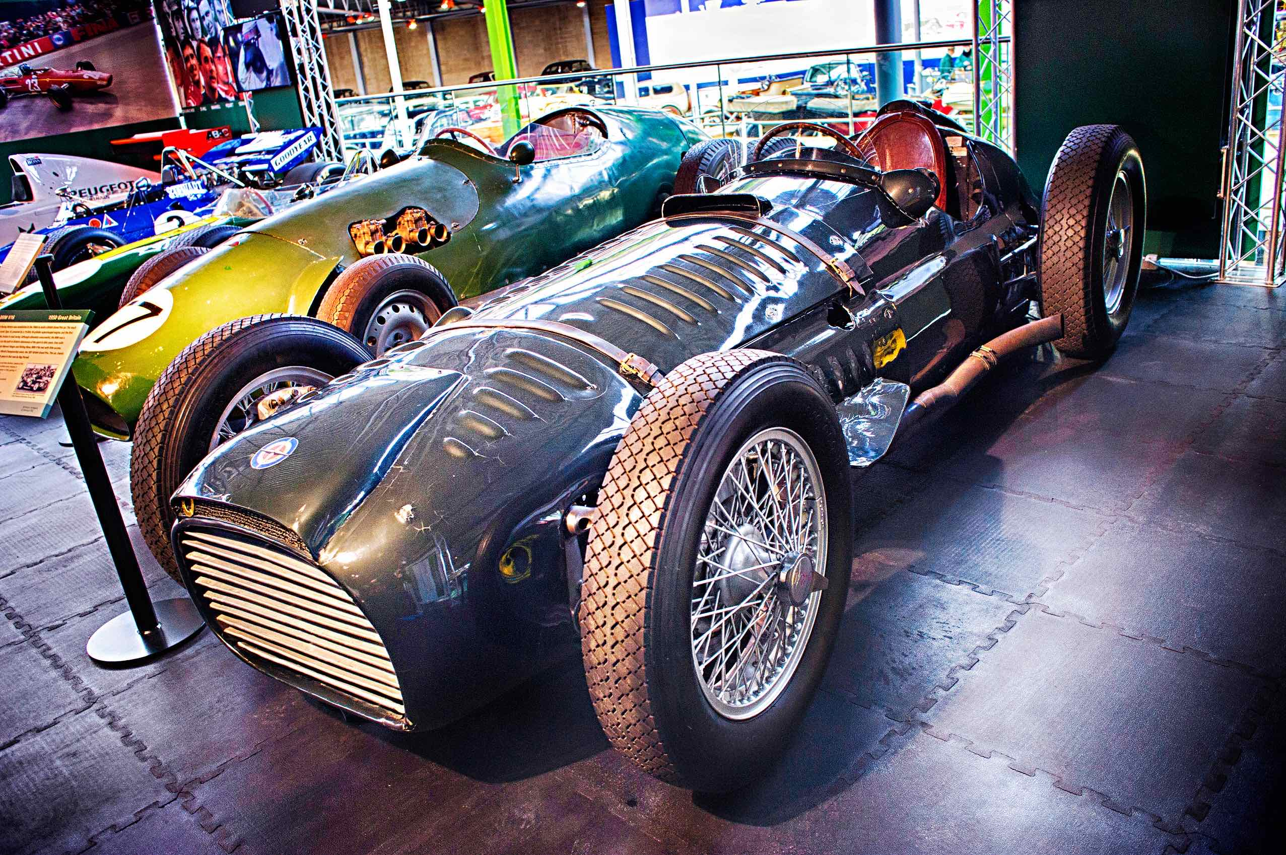 1950 BRM will roar back to life | National Motor Museum photo by Samantha Samantha Cook Photography
