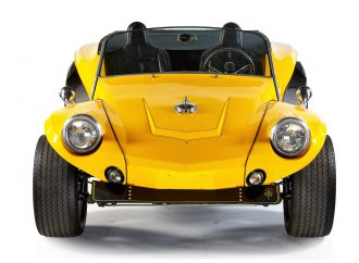 Dune buggy as modern art: LA art auction has one for sale