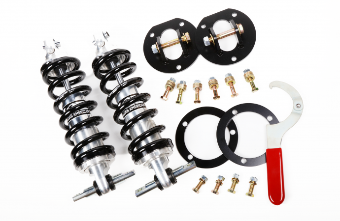 Aldan American announces Ford coilover conversion kit