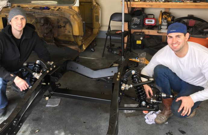 , Chevy C10 suspension salvation – Two brothers show us how, ClassicCars.com Journal